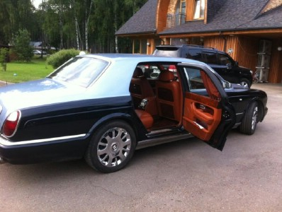 Аренда Bentley Arnage Long