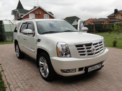 Аренда Cadillac Escalade 3, ART.52090