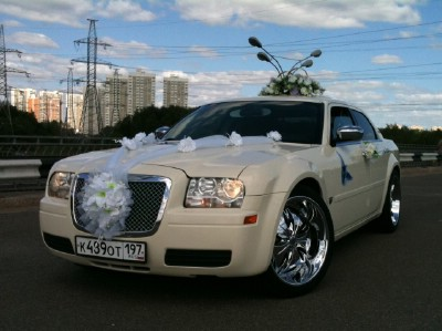 Аренда Chrysler 300c [489]