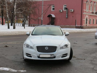 Аренда Jaguar XJ ART.62795