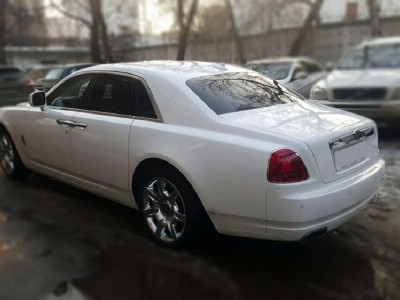 Аренда Rolls-Royce Ghost АРТ.001040