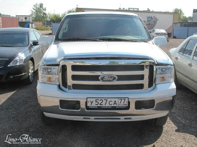 Заказ лимузина Ford Excursion арт.527